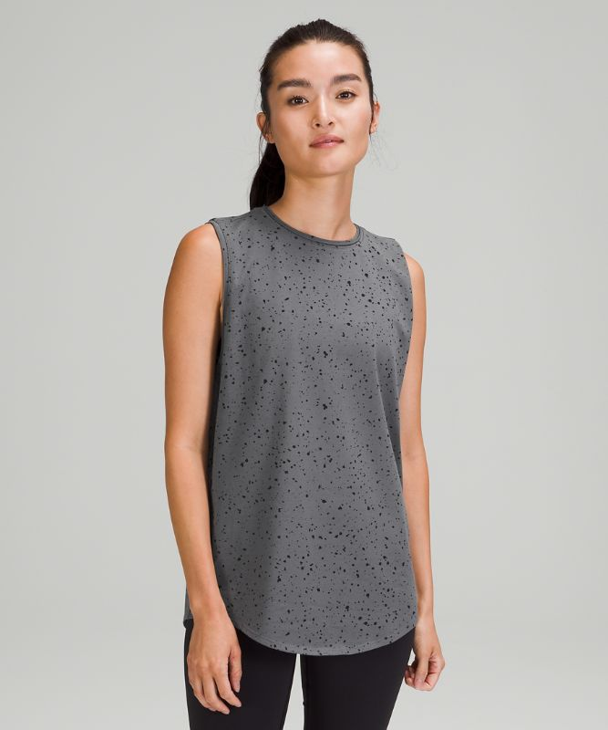 Show Your Edge Muscle Tank Top