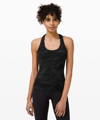 Cool Racerback Shorter Length *Nulu