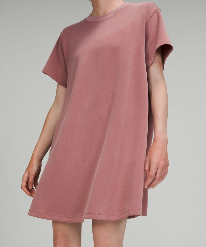 All Yours T-Shirt Dress *Softstreme™