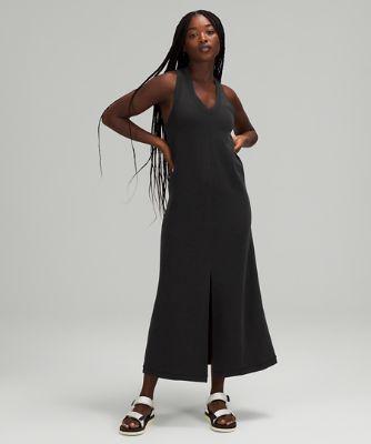 Ease of it All V-Neck Dress