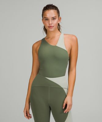 Nulu Asymmetrical Bodysuit