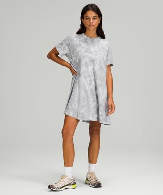 All Yours T-Shirt-Kleid *Tie Dye
