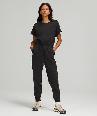 Stretch Travel Woven™ Jumpsuit