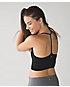 Twist Bra Long Line