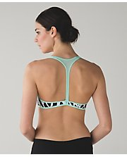 Water: Salty Swim Sport Top