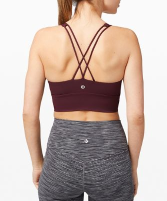 Free To Be Bra Long Line *Light Support, A/B Cup (Online Only)