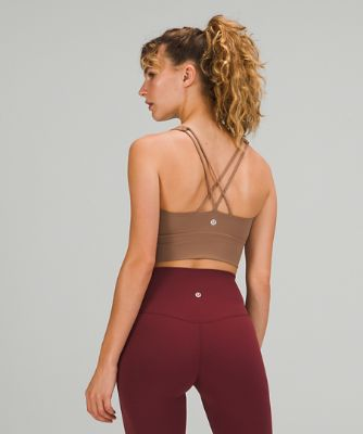 Free to Be Bra Long Line *Light Support, A/B Cup