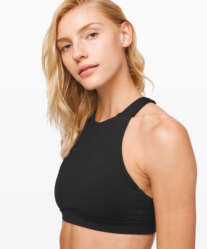 Free To Be Serene Bra High Neck *Light Support
