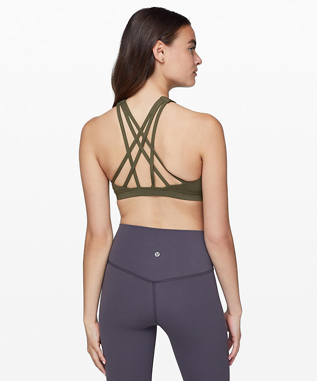 9011e2e6b Free To Be Serene Bra *High Neck | Women's Sports Bras | lululemon ...