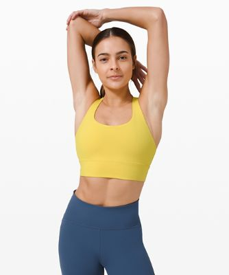 Energy Bra Long Line*Medium Support, B-D Cup