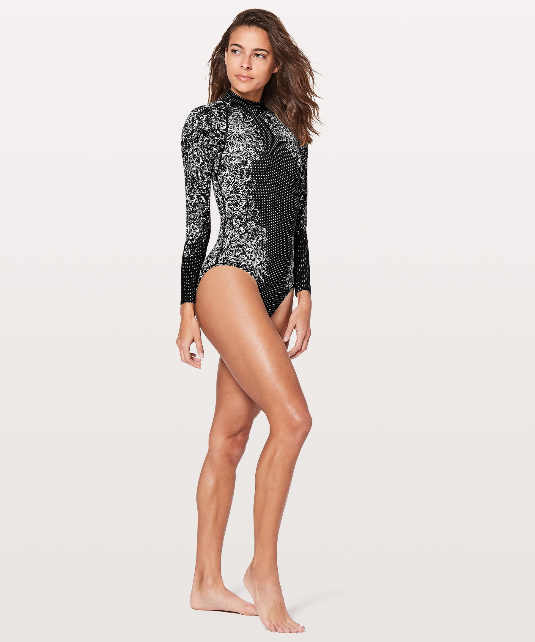 Will The Wave Long Sleeve One Piece by Lululemon