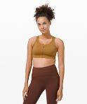 LuluLemon AE Cups Enlite Bra Zip Front High Support