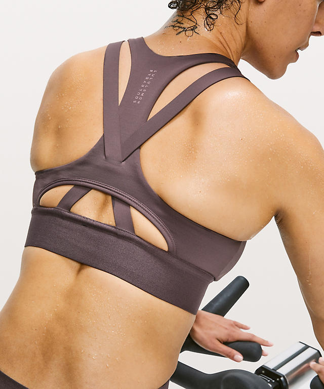e4c6362486 To The Beat Bra lululemon X SoulCycle. Final Sale