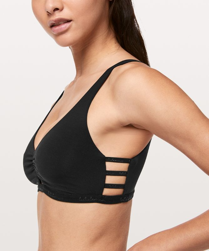 Simply Gathered Bralette
