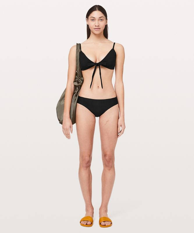 Tied to Tide Swim Top