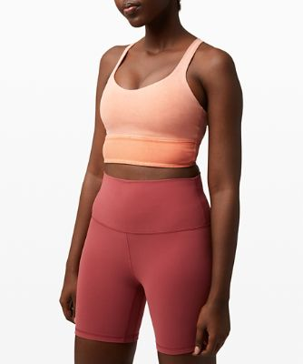 Free to Be Bra Long Line Ribbed *Light Support, A/B Cup