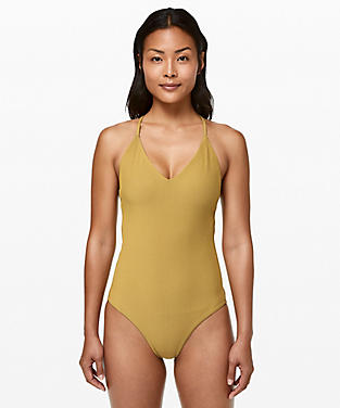 8af998e4f1c78 View details of Poolside Pause One-Piece