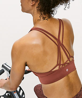 5131893e39fc7 ... View details of Ride   Reflect Bra lululemon X SoulCycle
