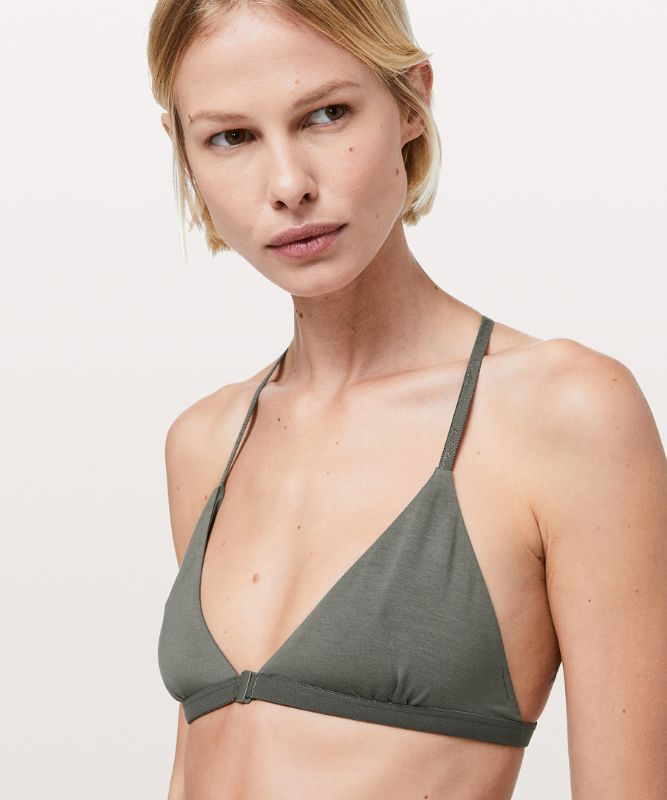 Simply There Triangle Bralette