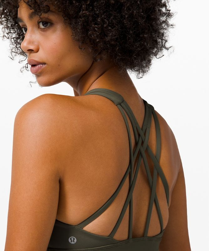 Free to Be Serene Bra Long Line *Light Support, C/D Cup