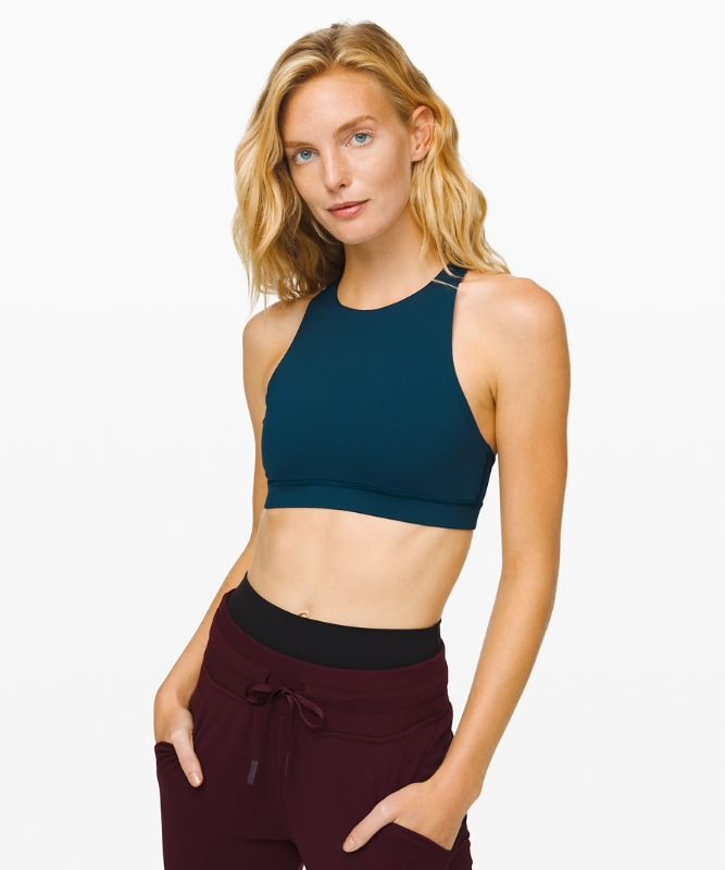 Energy Bra High Neck