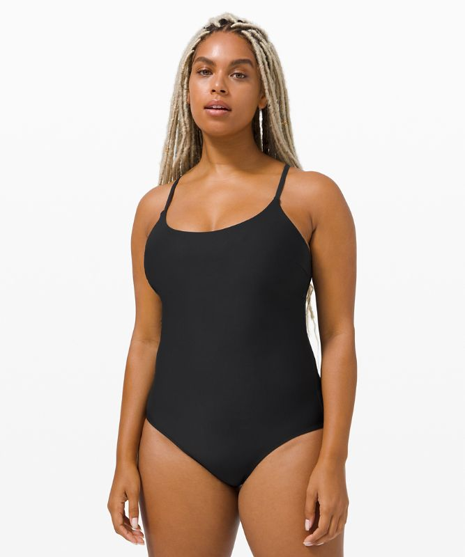 Salt-Laced One-Piece