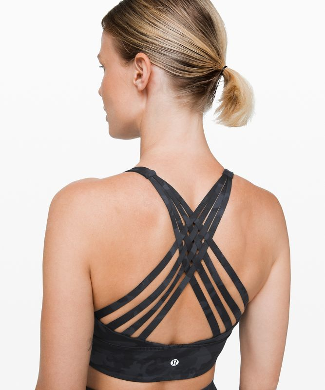 Free To Be Moved Bra *Medium Support, A/B Cup