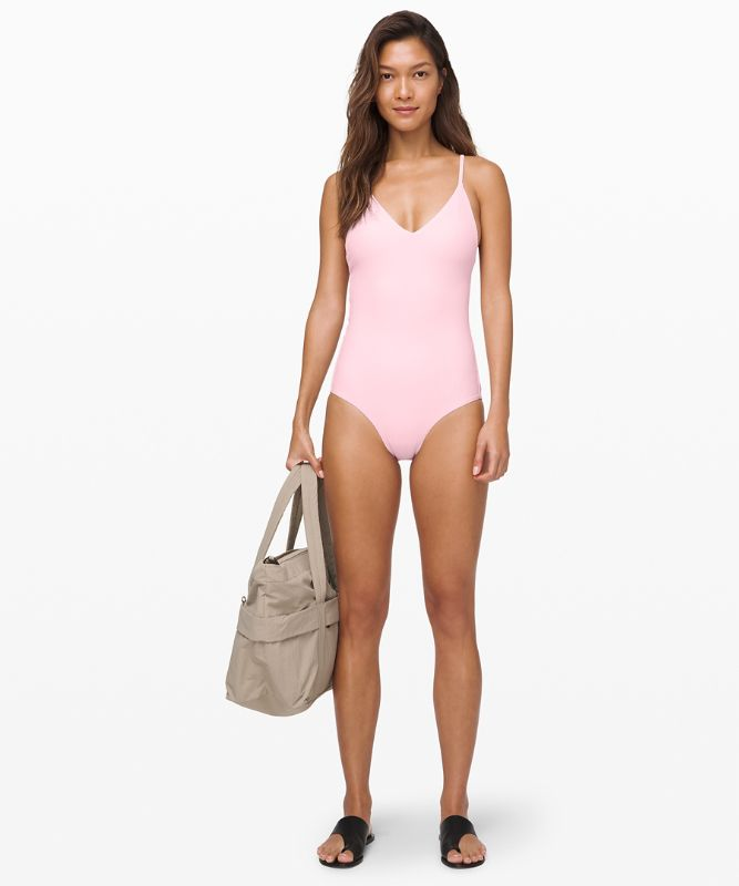 Poolside Pause Med One-Piece