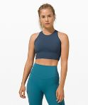LuluLemon Medium Support C/D Cup Ebb to Train Bra