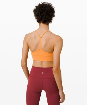 Flow Y Bra Long Line Nulu*Light Support, B/C Cup Online Only