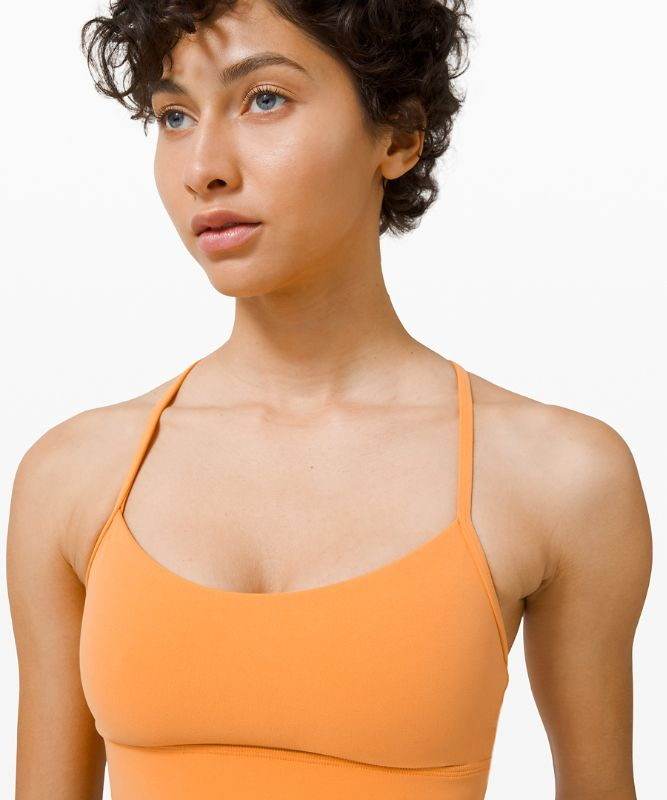 Flow Y Bra Long Line Nulu*Light Support, B/C Cup (Online Only)