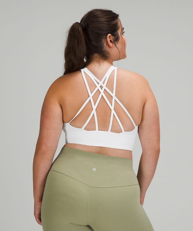 Free To Be Serene Bra Long Line