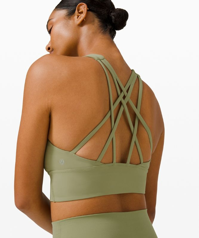 Free To Be Serene Bra Long Line*Light Support, C/D Cup Online Only