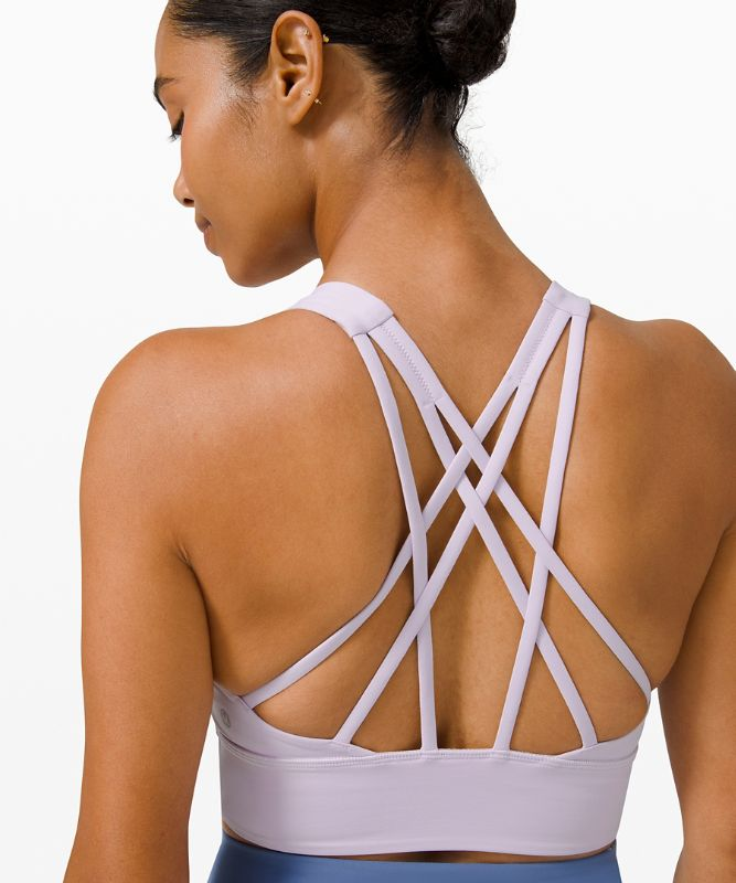 Free To Be Serene Bra Long Line *Light Support