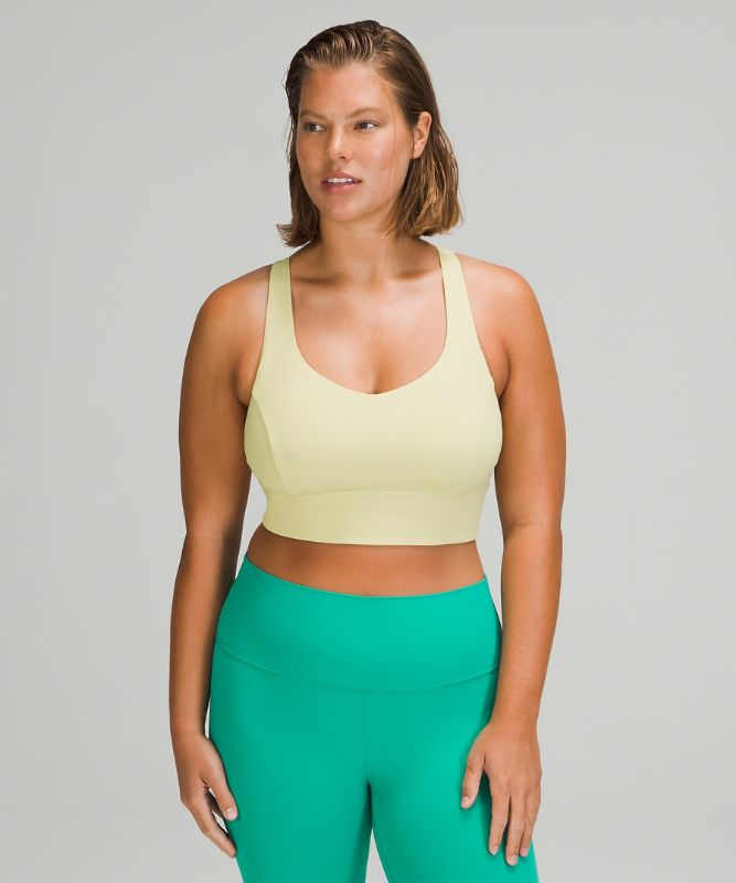 Free to Be Serene Bra Longline Online Only *Light Support, C/D Cup