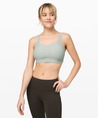 Run Times Bra*High Support, B–E Cups