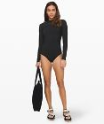 Wade the Waters Long Sleeve One-Piece