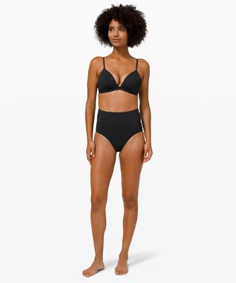 Deep Sea Swim Top C SS