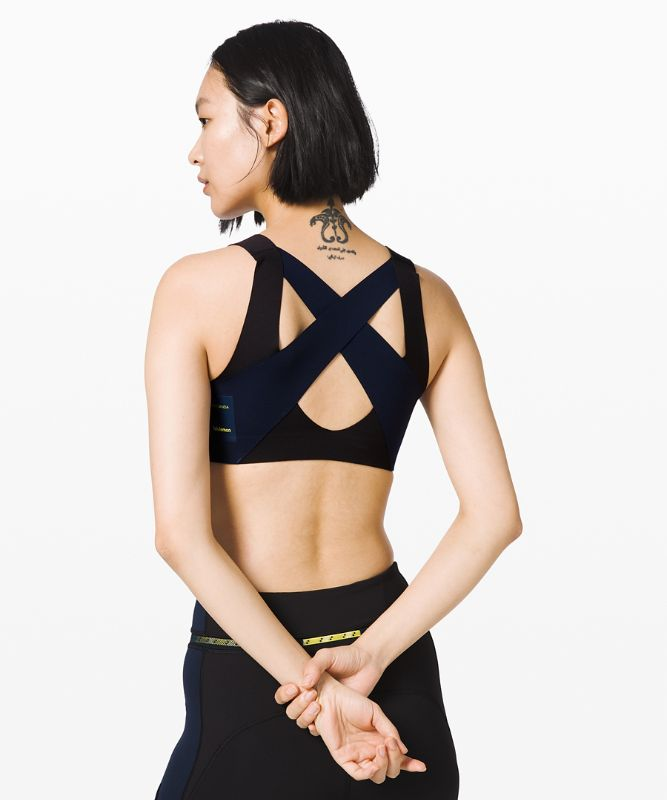 Break New Ground Enlite BH *lululemon x Roksanda