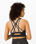 Free to be Serene Bra High Neck Long Line *Special Edition