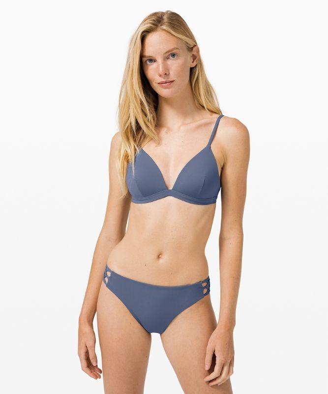 Deep Sea Swim Top