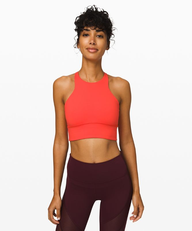Free To Be Moved Bra High Neck