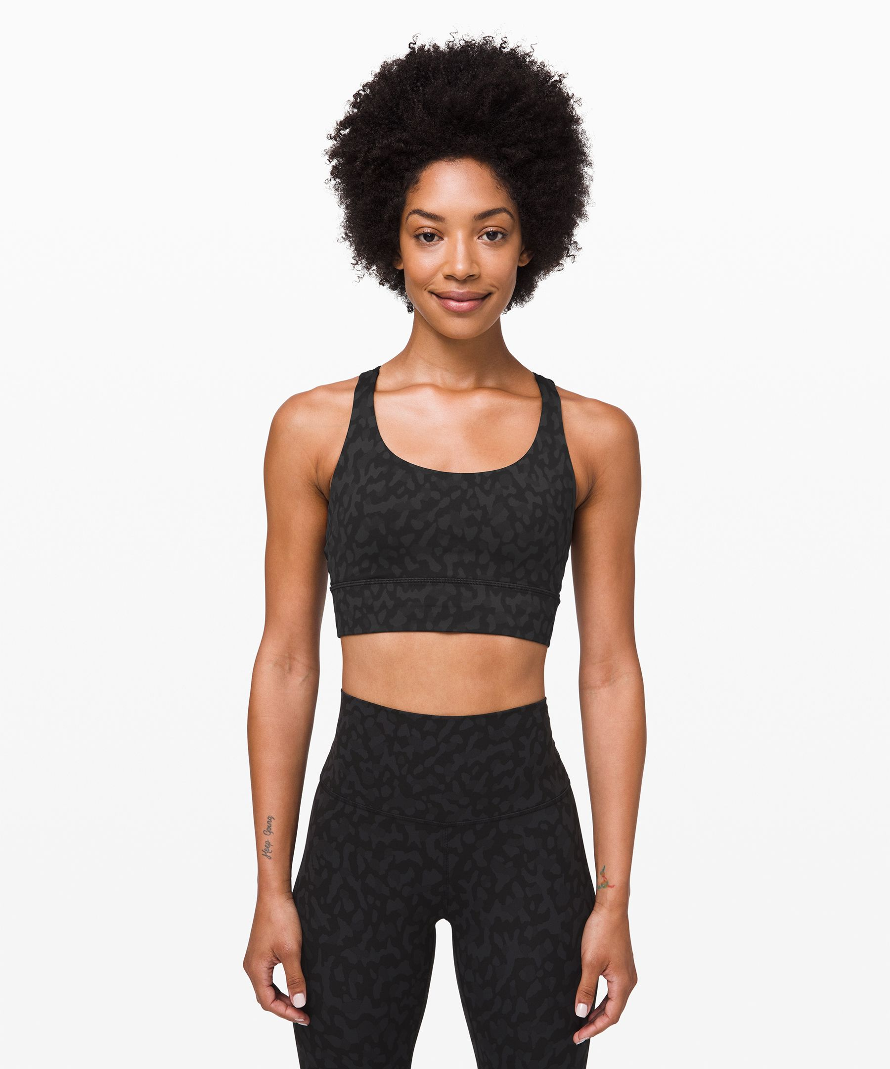 Energy Bra Long Line New Luxtreme™ by Lululemon