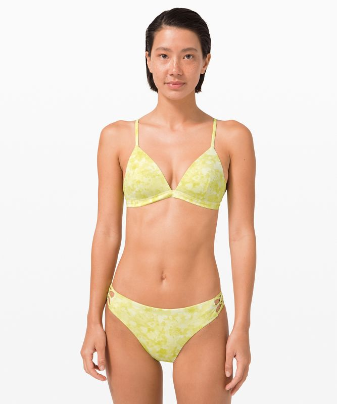 Deep Sea Swim Top A/B SS