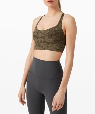 Free to Be Long-Line Bra - Wild *Light Support, A/B Cups Online Only