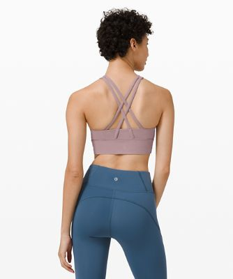 Energy Bra High Neck Long Line Tough *Medium Support, B–D Cup