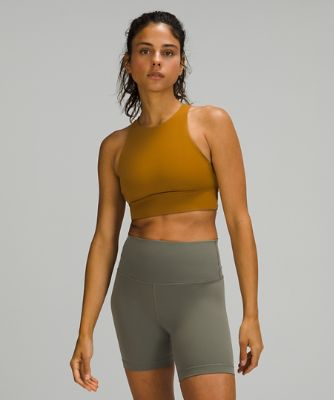 Energy Bra High Neck Long Line *Tough