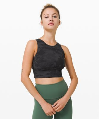 Stronger As One Long Line Bra *Medium Support, C/D Cup