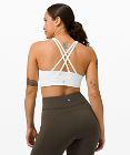 Energy Bra High Neck LL *Rib