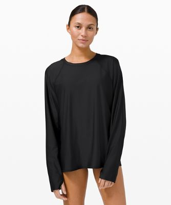 Waterside Relaxed UV Protection Long Sleeve